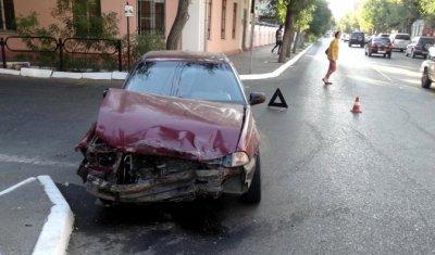 2-летняя девочка пострадала в ДТП с маршруткой в Астрахани