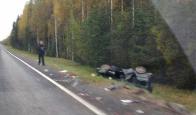 Водитель иномарки погиб в ДТП с УАЗом в Холмогорском районе