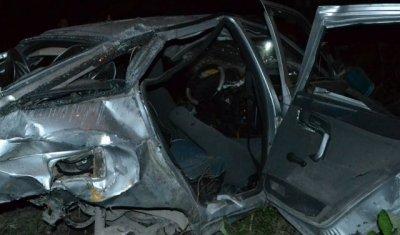 В Ачинске подростки разбились на трассе – погиб 16-летний парень