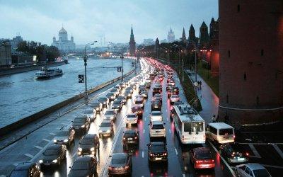 В России на 1000 жителей приходится 290 автомобилей