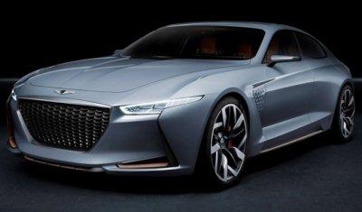В Сети появился официальный тизер нового седана Genesis G70