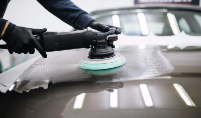 Защитная полировка кузова вашей SKODA в Атлант-М Тушино