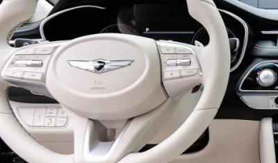 Последний седан от Genesis появится в продаже в 2018 году