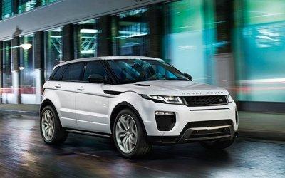 Range Rover Evoque – идеальный внедорожник ждет вас в АВИЛОН