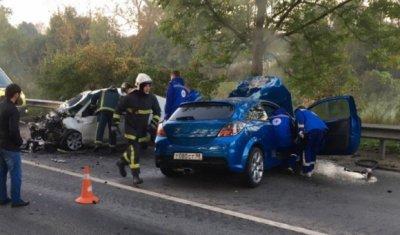 В Колпино два водителя погибли в ДТП