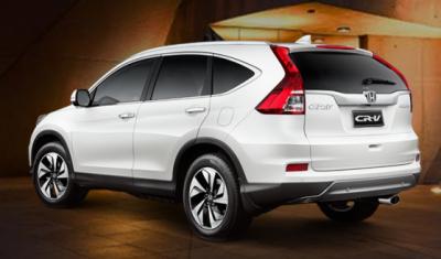 Honda понизила цену на CR-V 4-го поколения и вернула её на российский рынок