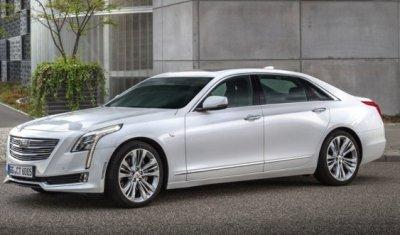 Cadillac CT6 стал новинкой российского рынка через 2 года после выпуска