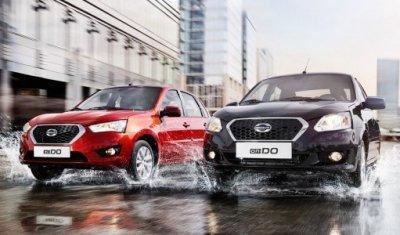 Новые седан и хетчбек от Datsun можно купить менее чем за 500 тыс. рублей