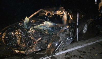 Водитель иномарки погиб в ДТП в Нижнеудинском районе Иркутской области
