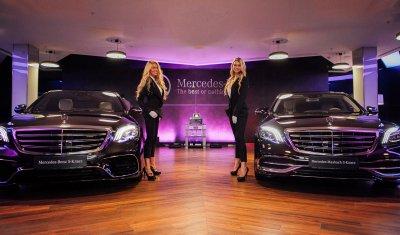 АВИЛОН приглашает на персональный тест-драйв Mercedes-Maybach S-Класс.