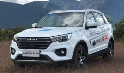 Китайцы против корейцев: Lifan X70 хочет вытеснить Hyundai Creta с российского рынка