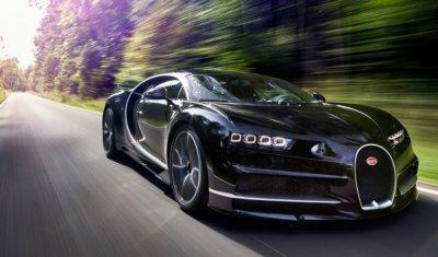 Bugatti Chiron установил рекорд, разогнавшись до 400 км/ч