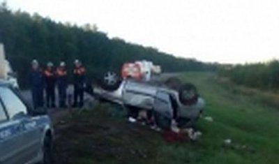 Семья с маленьким ребенком погибли в ДТП под Липецком