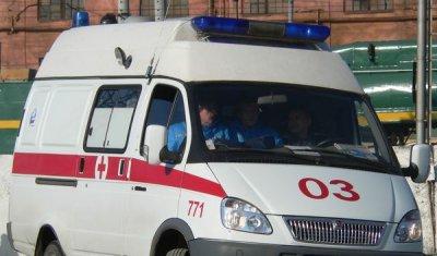 Маленький ребенок пострадал в ДТП под Чапаевском