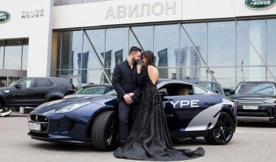 Jaguar F-TYPE. Единственный в своем роде. В сентябре в «АВИЛОНЕ» с выгодой до 1 505 000 рублей