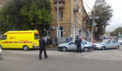 В Екатеринбурге «Нива» сбила 10-летнюю девочку на переходе