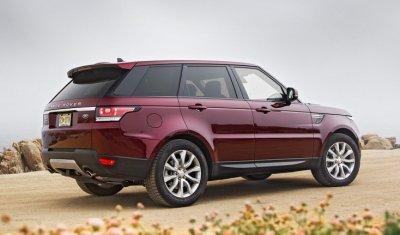 Новые гибридные Range Rover делают ставку на бензин
