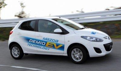 Mazda полностью перейдет на электрокары не раньше 2030-х годов