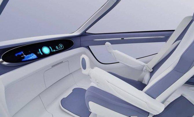 Toyota представила маленький электрический ситикар для инвалидов (2)