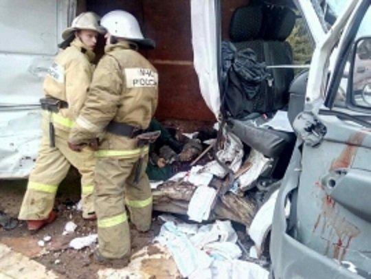 В ДТП в Кировской области погиб человек (2)