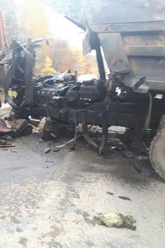 Один человек погиб в ДТП в Альметьевском районе Татарстана (4)
