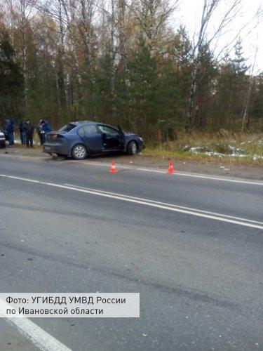 Два человека погибли в ДТП на трассе Ростов - Иваново - Нижний Новгород в Шуйском районе (8)