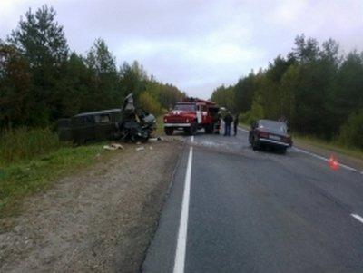 Один человек погиб и 9 пострадали в ДТП на трассе «Вятка» в Кировской области (1).jpg