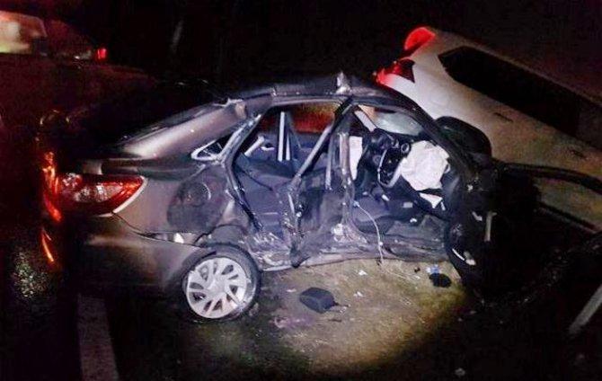 Молодая пассажирка «Гранты» погибла в ДТП на Ставрополье