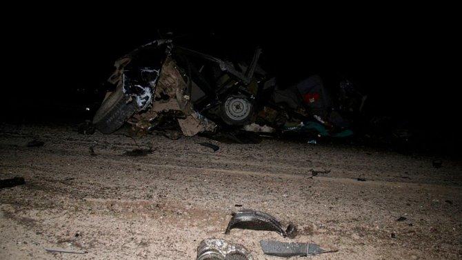 25-летний пассажир ВАЗа погиб в ДТП под Копейском (2)