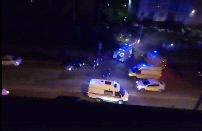 Девушка погибла в ночном ДТП в Перми