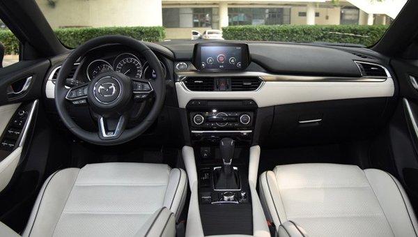 В Сети появились фото новой Mazda 6 (2)