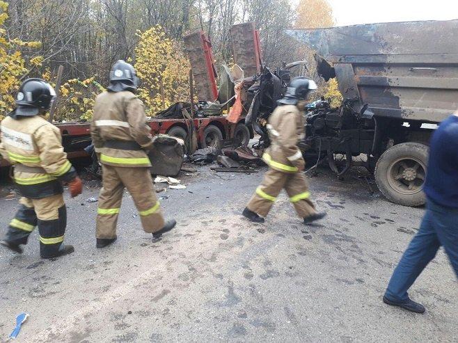 Один человек погиб в ДТП в Альметьевском районе Татарстана (1)