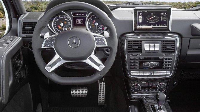 Mercedes-Benz G500 4×4² (3)