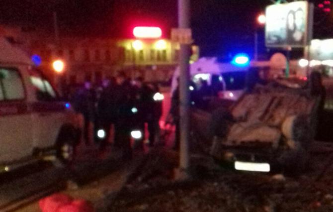 В ночном ДТП в Перми погиб человек.png