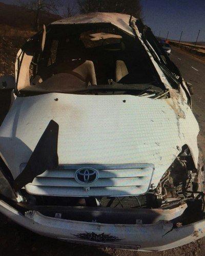 20-летняя пассажирка иномарки погибла в ДТП в Бурятии (1)