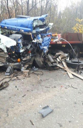 Один человек погиб в ДТП в Альметьевском районе Татарстана (3)