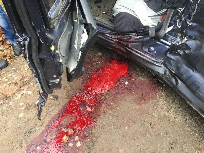 Два человека погибли в ДТП на трассе Ростов - Иваново - Нижний Новгород в Шуйском районе (6)