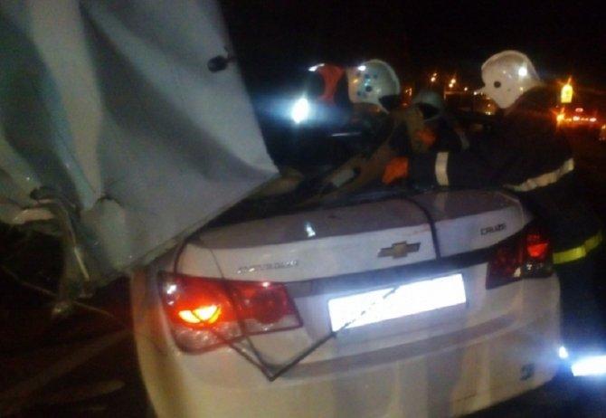 Таксист погиб в ДТП во Владимире (1)