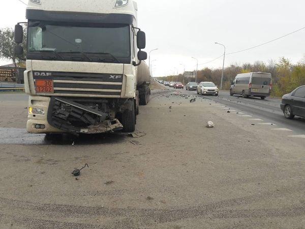 Ребенок погиб в ДТП с грузовиком под Самарой (2)