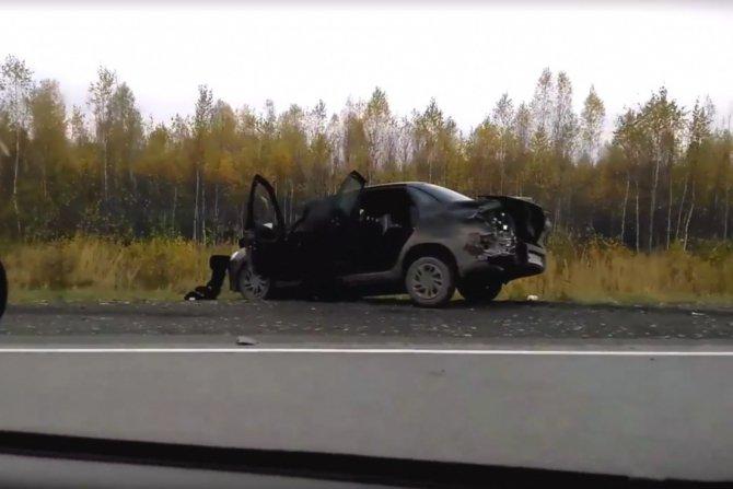 Пассажирка ВАЗа погибла в ДТП в Пермском крае (1).jpg