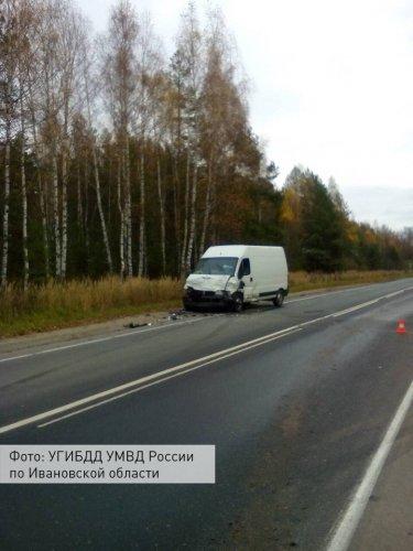 Два человека погибли в ДТП на трассе Ростов - Иваново - Нижний Новгород в Шуйском районе (1)