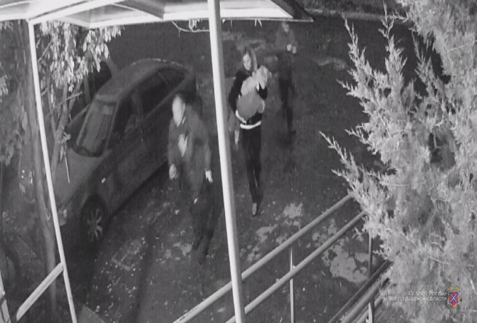 В Волгограде разыскивают водителя, сбившего 4-летнего ребенка