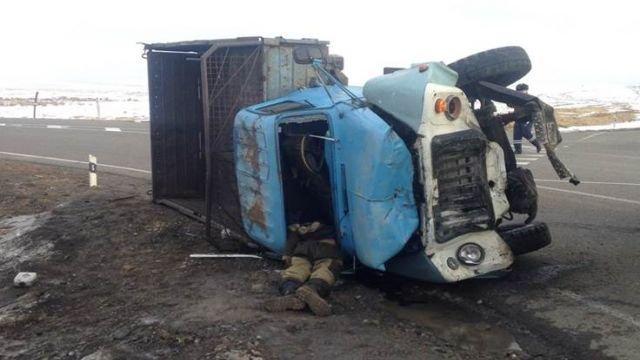 В ДТП в Туве погибли трое взрослых и ребенок (1)