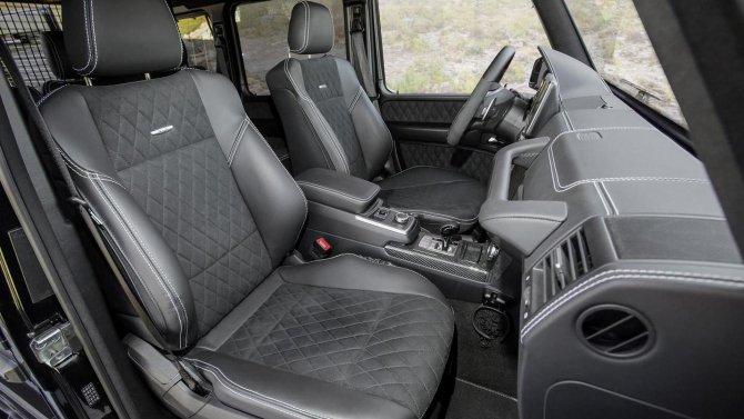Mercedes-Benz G500 4×4² (4)
