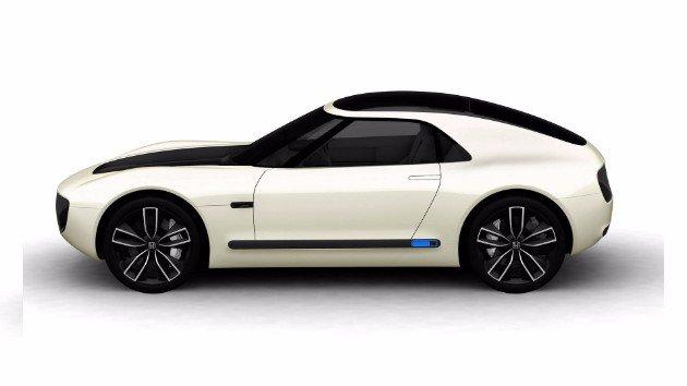 Honda представила электрический спорткар Sports EV (3)