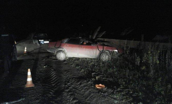 17-летняя девушка погибла в ДТП в Сокольском районе.jpg