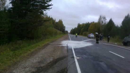 Один человек погиб и 9 пострадали в ДТП на трассе «Вятка» в Кировской области (2).jpg