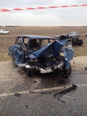 Два человека погибли в ДТП в Кабардино-Балкарской Республике (2)