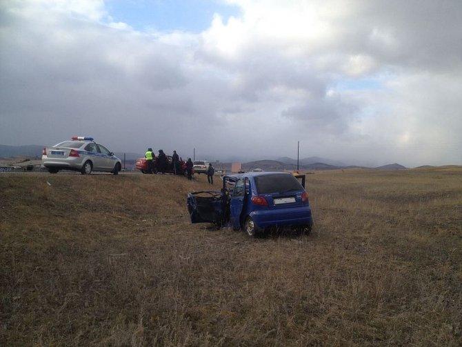 Две женщины погибли в ДТП в Башкирии (4)