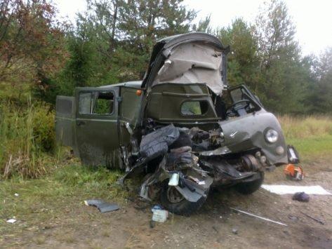 Один человек погиб и 9 пострадали в ДТП на трассе «Вятка» в Кировской области (3).jpg
